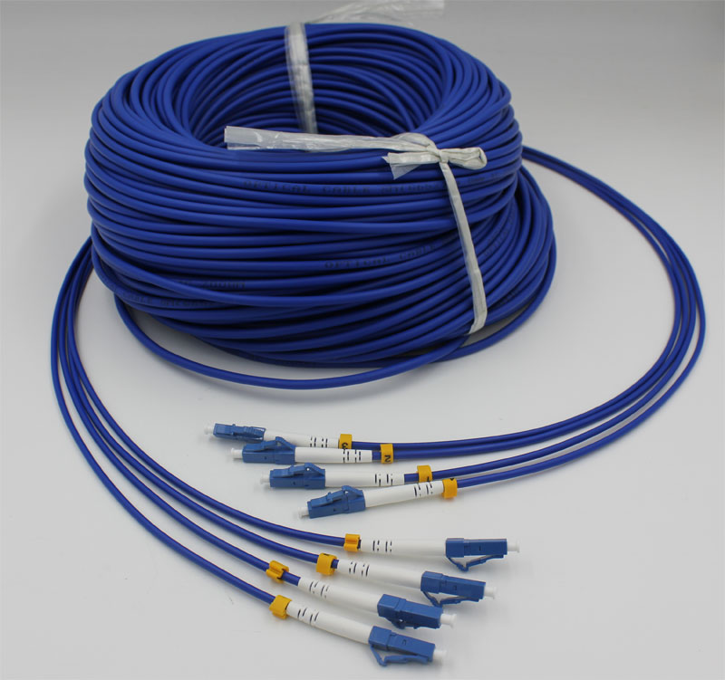 Advantages of optical fiber cable in audio and video transmission